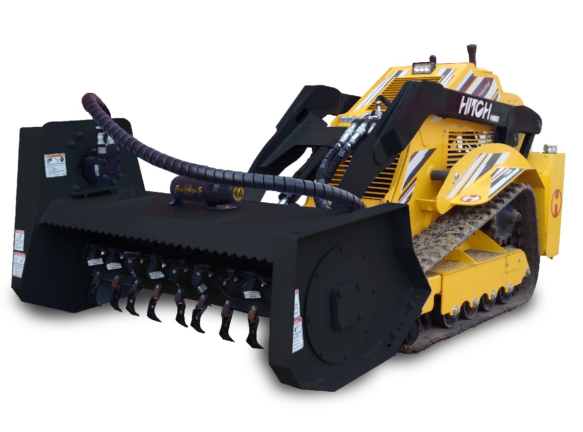 Mini Skidsteer |Tracked Mini Skidsteer | Holt Industrial