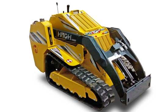 Mini Skidsteer |Tracked Mini Skidsteer | Holt Industrial